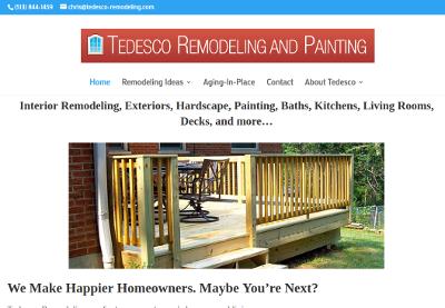 Contractor (Remodeler) Website  Copy