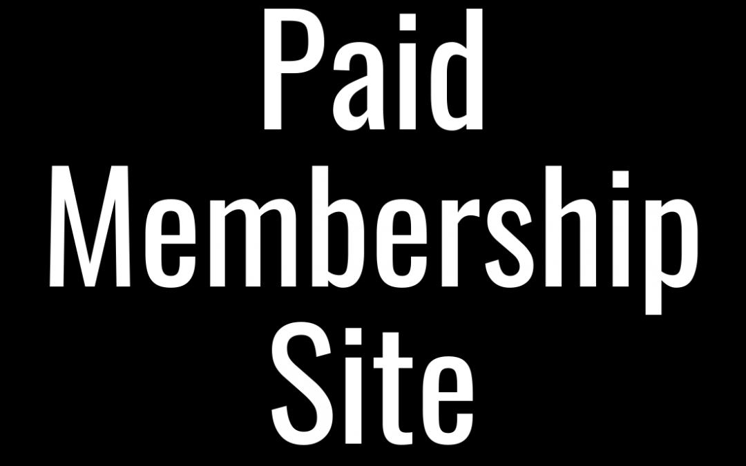 Getting Paid for Talk: Site that Creates Continuous Revenue for Owner  Copy