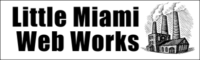 Logo art of Little Miami Web Works